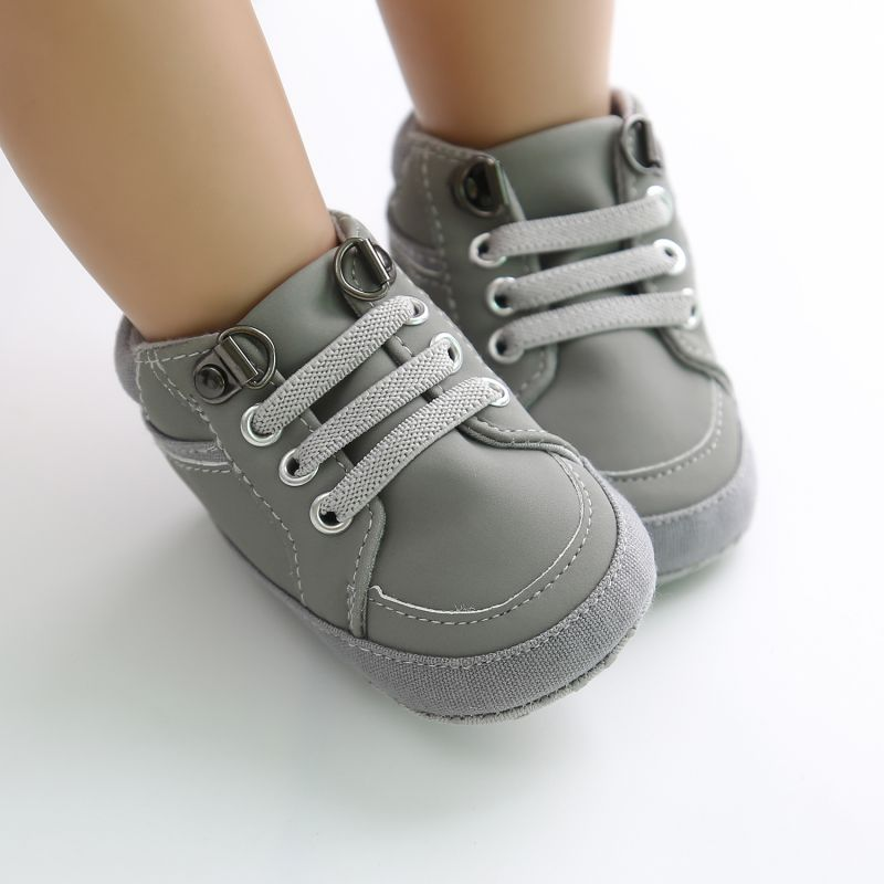 Baby Boy Casual Shoes For Autumn Autumn Boots Handsome Anti Slip Crib First Walkers Infant Toddler Girls Sports Sneaker