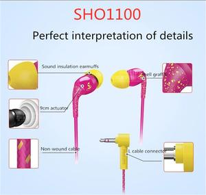 Image 5 - Philips Sho1100 Mp3 In EarหูฟังกีฬาEarplugsเบสสำหรับชายหญิงอย่างเป็นทางการ