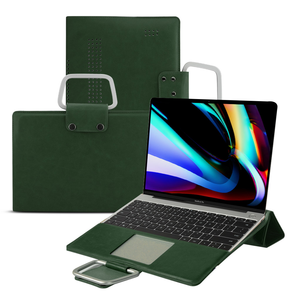 PU leather Multi-functional Case for MacBook 34
