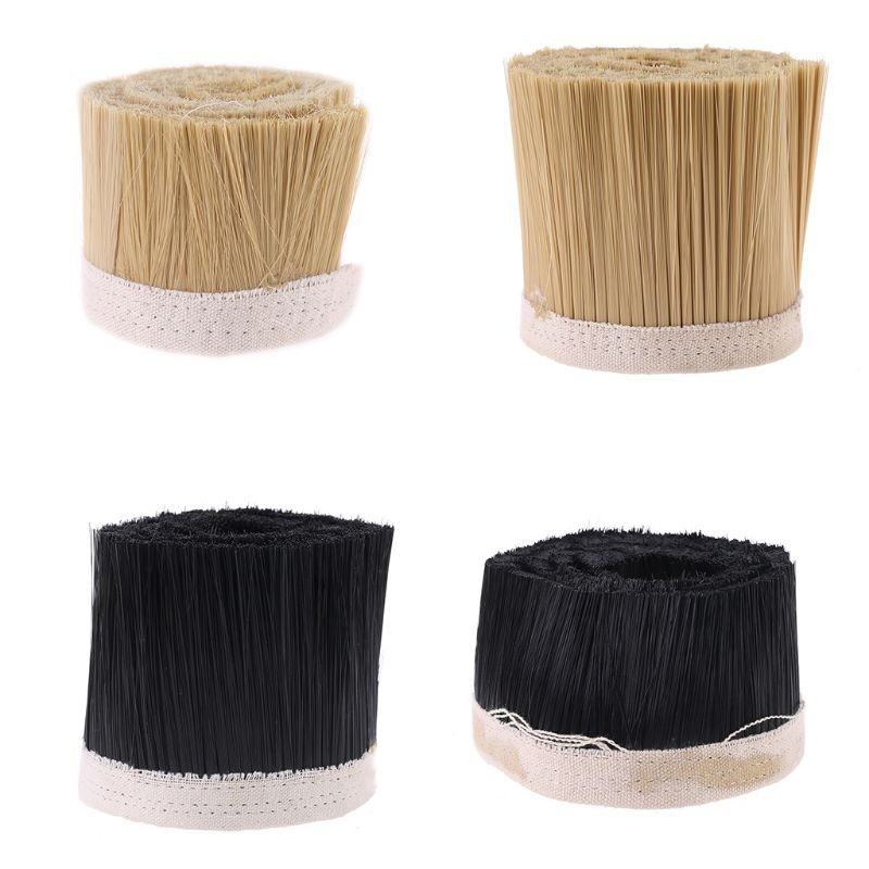 70mm/100mm Flexible Nylon Strip Brush For Clean Vacuum Cleaner Engraving Machine 95AA