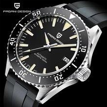 Pagani классический дизайн Мужские автоматические часы лучший