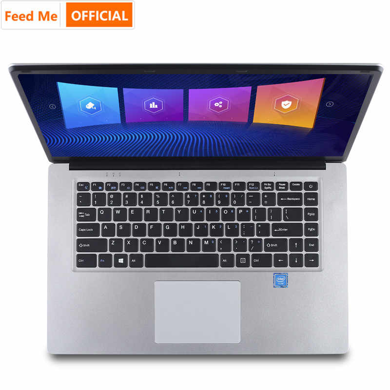 15.6 Inch Laptop Met 8G Ram 512G 256G 128G Ssd Gaming Laptops Ultrabook Intel J3455 Quad core Win10 Notebook Computer