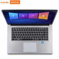 15.6 pouces ordinateur portable avec 8G RAM 512G 256G 128G SSD ordinateurs portables de jeu Ultrabook intel j3455 Quad Core Win10 ordinateur portable