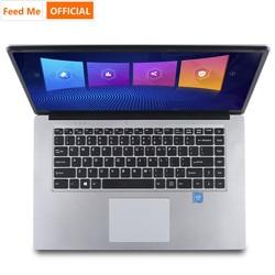 Computer Portatile da 15.6 Pollici con 8G di Ram 512G 256G 128G Ssd Computer Portatili di Gioco Ultrabook Intel J3455 Quad core Win10 Notebook Computer