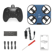Mini Remote Control Aircraft Four Axis Vehicle Headless Mode Throws a Key Back-to-Home Anti-Collision UAV Toy