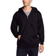 New mens zipper hoodie fashion trend casual sports
