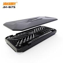 JAKEMY 50 في 1 الدقة مفك مجموعة توركس بت المغناطيسي برغي سائق آيفون المحمول الهاتف الذكي أدوات إصلاح الإلكترونية