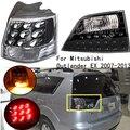 Rücklicht Für Mitsubishi Outlander EX 2007-2013 Links & Rechts Seite Auto Hinten Stoßstange Stop Brems Rücklicht Kopf licht Schwanz Lampe