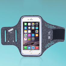 Soft Comfortable Running Phone Holder Sports Smartphone Armband Cycling Gym Arm band Bag Universal