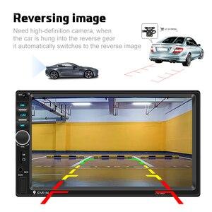 "Image 4 - AMPrime 7018B Autoradio 2din Car Radio Multimedia MP5 Player 7"" Auto Stereo Bluetooth 2Din Auto Mirrorlink TF/USB/FM With camera"