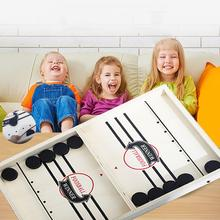 Kids Toys Table-Games Montessori Juego-Board Slingpuck-Game Funny New-Arrival