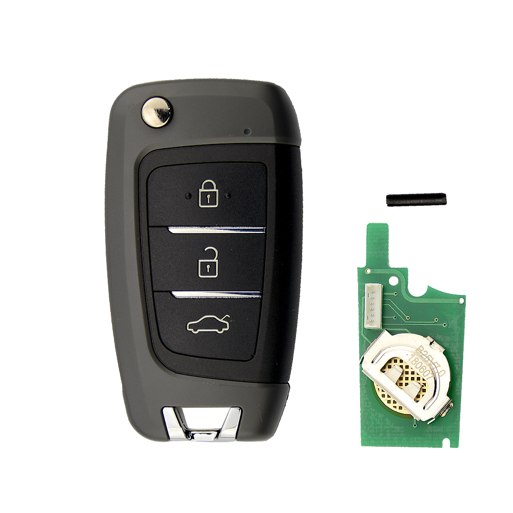 CHKJ KD B25 Smart URG200 Mini Button KD900 Remote Key Car Kd Universal  For X2 Control Series Keydiy KD200 3 KD900 Replacement