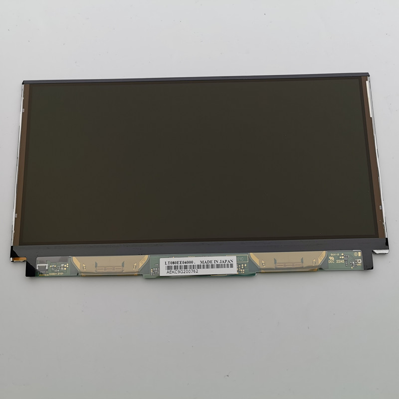 Original New 8inch Laptop LCD Screen LT080EE04000 For VGN-P47 P49 Serise Laptop Free Shipping