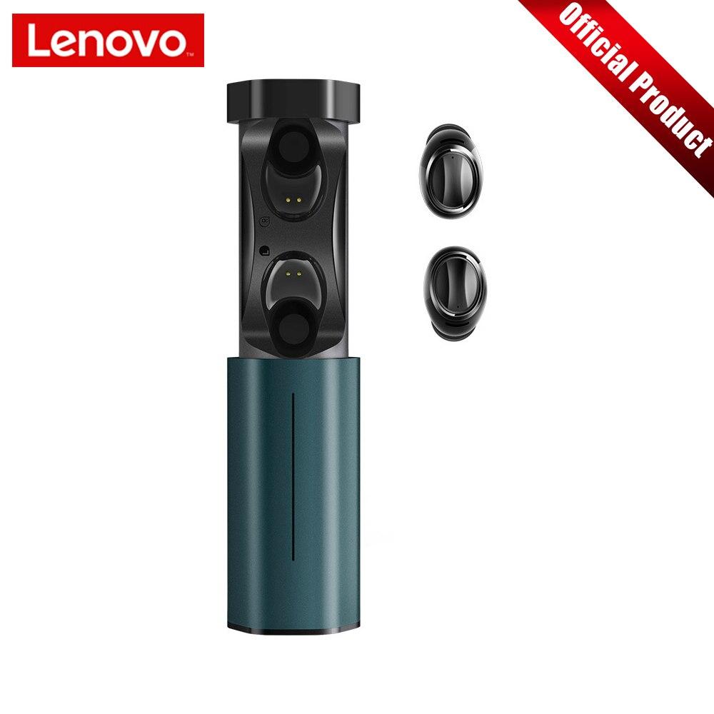 Lenovo оригинальный Ar TWS беспроводные наушники IPX5 водонепроницаемый bluetooth 4.2 двойной стерео Музыка Спорт наушники для