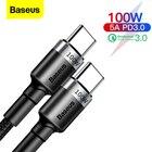 Baseus PD 100W USB C...