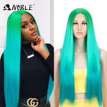 Noble Synthetic Lace Front Wig Lace Part Wig