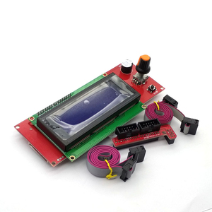Image 2 - Ramps 1.4 2004 LCD Control With Smart Adapter Controller Board 3D Printers Parts Cable Accessories Ramps1.4 Motherboard Part