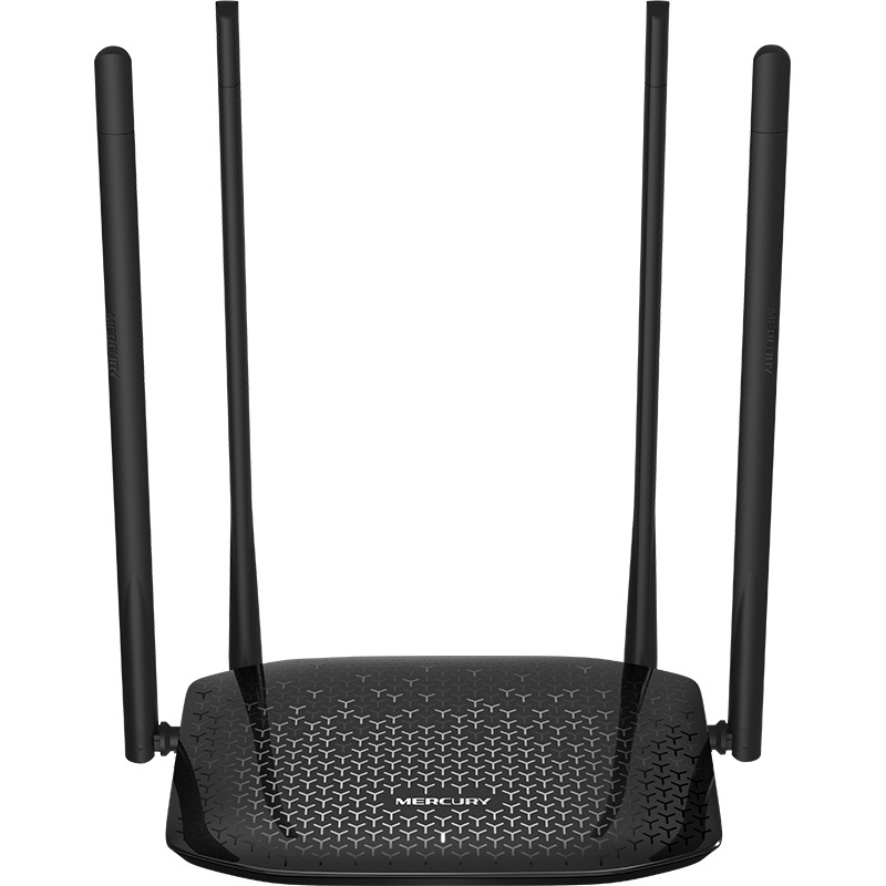 Mercury MW326R High-Power Wireless Router Wall 300M Household Router Four 4 Antenna Wifi
