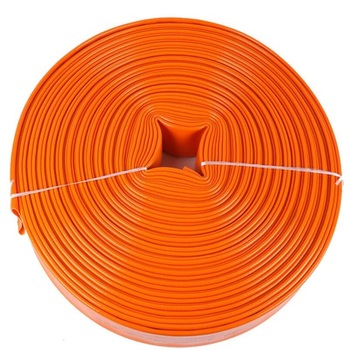 1.5 inch 38mm diameter 20m/roll PVC water band Agricultural irrigation Water hose Plastic soft tube