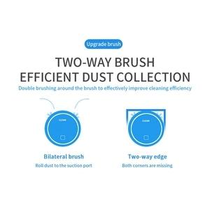 Image 5 - Usb充電インテリジェント怠惰なロボットワイヤレス掃除機掃除真空クリーナーロボットカーペット家庭用洗浄