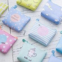 Waterproof Storage Bag business card holder Wallet Card Case Bag Collection Bag