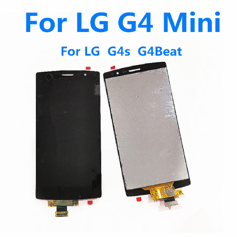 LCD For LG G4 Mini LCD Display Touch Screen Digitizer Assembly For LG G4 Beat H735 G4s H736 Screen Display Replacement image
