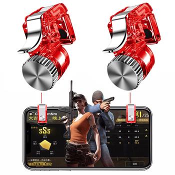 1 para Gamepad Joystick dla PUBG Joypad przycisk spustowy cel L1 R1 klucz L1R1 kontroler strzelanek palców dla pubg gry tanie i dobre opinie SZKOSTON Sony playstation2 PLAYSTATION4 playstation3 CN (pochodzenie) Gamepady 802659