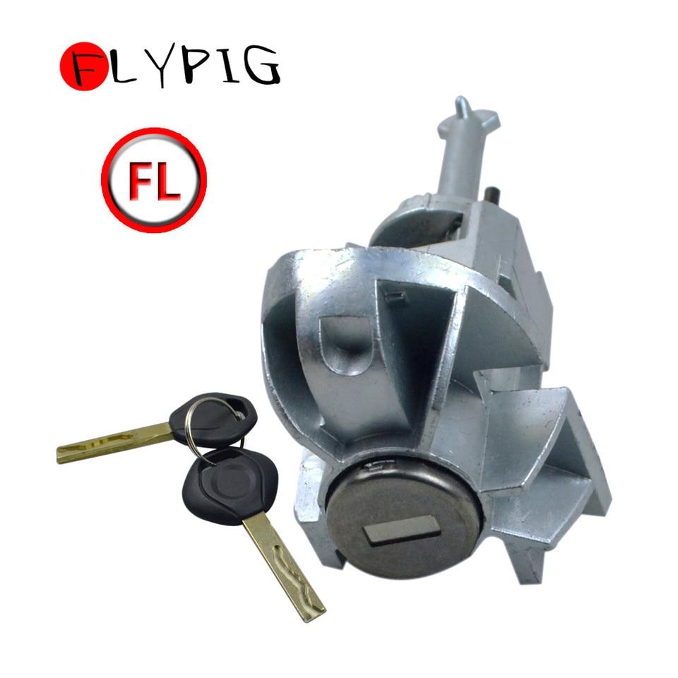 Car Ignition Lock Barrel Cylinder Switch With Keys for Honda GX390