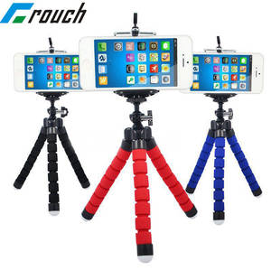 Crouch Phone holder Tripods tripod for phone Mobile camera holder Flexible Octopus Bracket