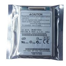 """العلامة التجارية الجديدة 1.8 """"CE زيف 80GB 8 مللي متر HDD MK8010GAH بود فيديو 5Th 5.5Gen استبدال MK6008GAH MK1011GAH MK1214GAH الصلب محرك أقراص"""