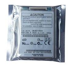 "Brand New 1.8 ""CE ZIF 80GB 8mm HDD MK8010GAH Voor IPOD VIDEO 5Th 5.5Gen Vervangen MK6008GAH MK1011GAH MK1214GAH Harde Schijf"