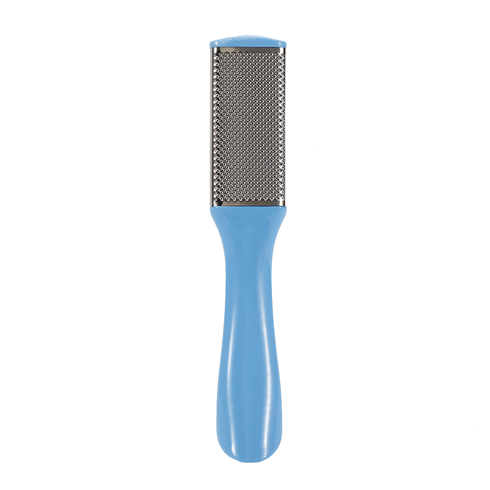 Metal Stainless Steel Double Side Pedicure Rasp Foot File Remover Feet Hard Dead Skin Care Tool TSLM1