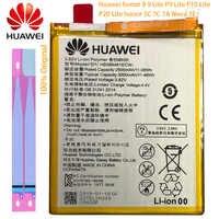 Hua Wei Ersatz Telefon Batterie für Huawei P9 P10 Lite Ehre 8 9 Lite 9i 5C 7C 7A Genießen 7S 8 8E Nova Lite 3E GT3 HB366481ECW