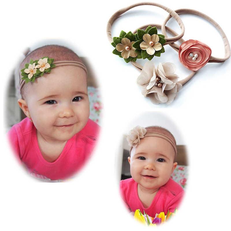 3Pcs Baby Headband Girl Lovely Headwear Children Hairband Bow Hair Accessories