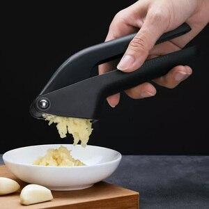 Image 2 - Huohou Kitchen Garlic Presser Manual Garlic Crusher Kitchen Tool Multi Mixer Cutter Squeeze Tool