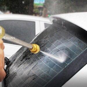 Image 4 - Machine à laver portative de voiture de double pompe/ménage 220v machine à laver à haute pression de voiture/pompe à eau de lavage de voiture