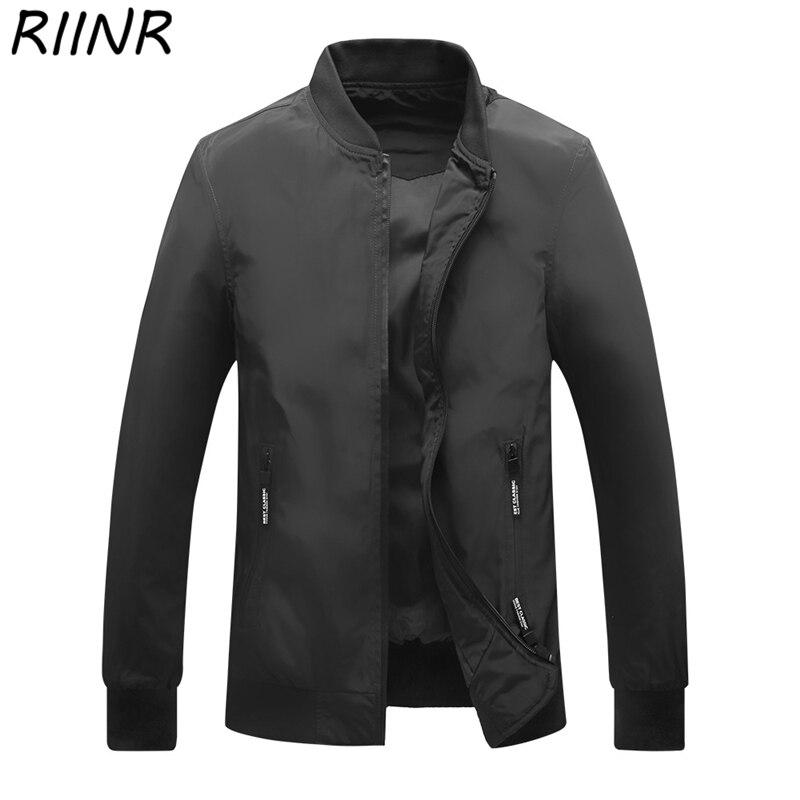 ainr Mens Winter Slim Fit Long Sleeve Collar Zip Cotton Sweatshirt Jacket