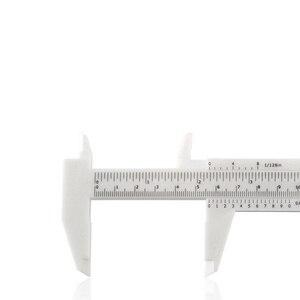 Image 5 - 3 قطعة قابل للتعديل الوشم الحاجب حاكم العين الحاجب قياس التوازن تمديد حاكم شكل Stencil العين الوشم الورنية الفرجار قالب