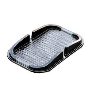 Image 1 - אוניברסלי ברכב אוטומטי פנים Accessoies דברים רצפת טלפון גאדג ט מחצלות שטיח אחיזת החלקה Pad GPS מחזיק מחצלת אנטי החלקה