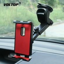 Car DVR Holders Mobile Phone Holder for Tablet Bracket Suction Cup Universal GPS 360 Degree Adjustable Support