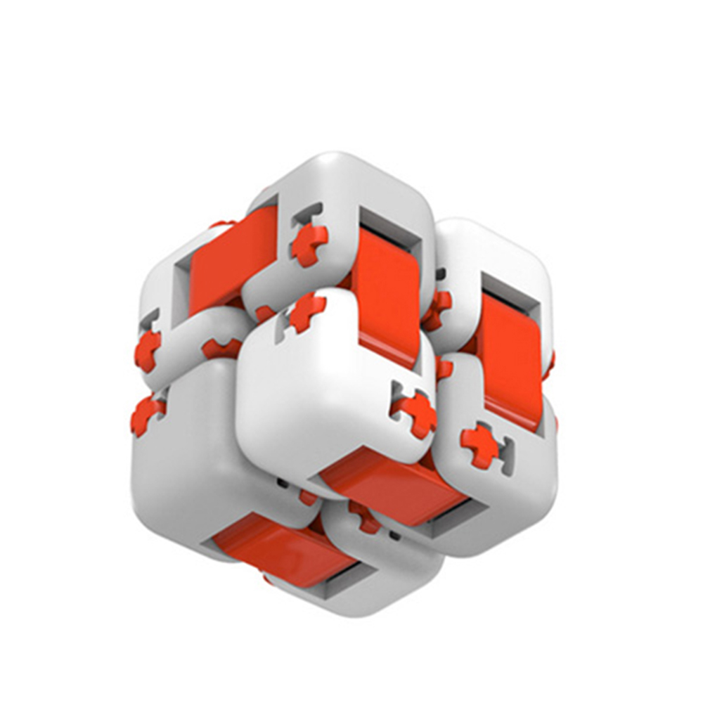 Fingertip building blocks, puzzle assembly toys, infinite cube office toys