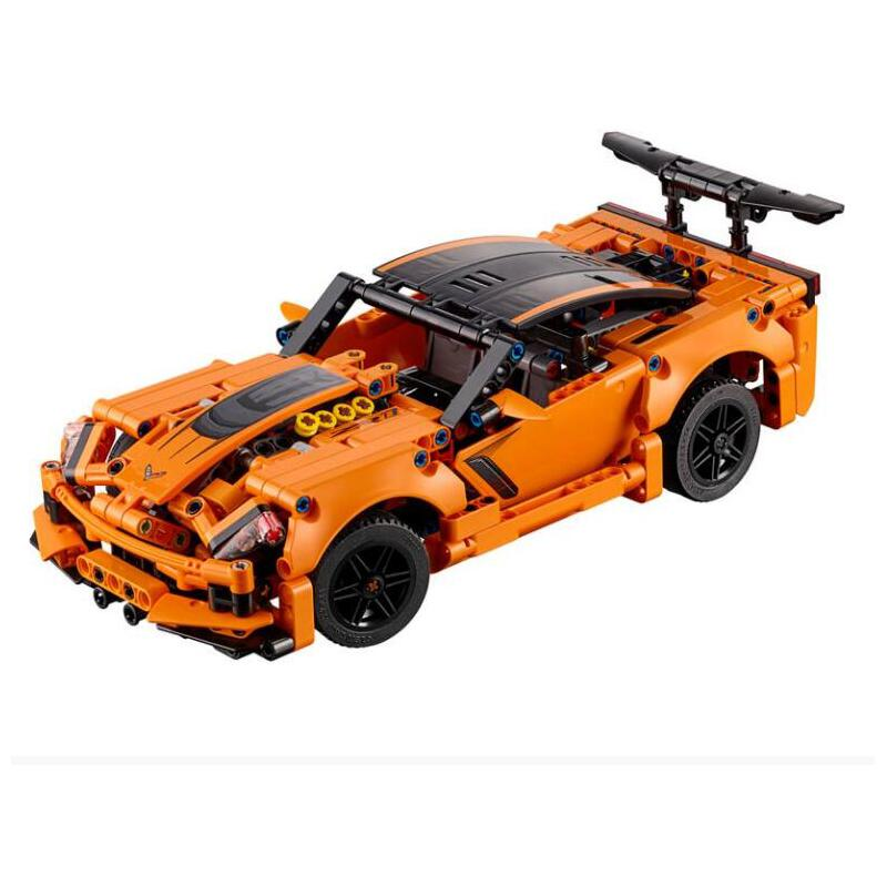 New Technic 2in1 ZR1 42093 City Technic Building Blocks Toys Bricks Toys For Children