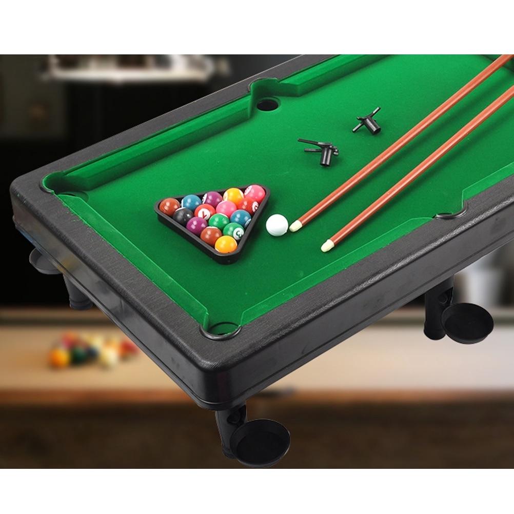 Small Tabletop Ball Billiards Home Billiard Game Sets Snooker & Billiard Tables Pool Table Game Billiards Game