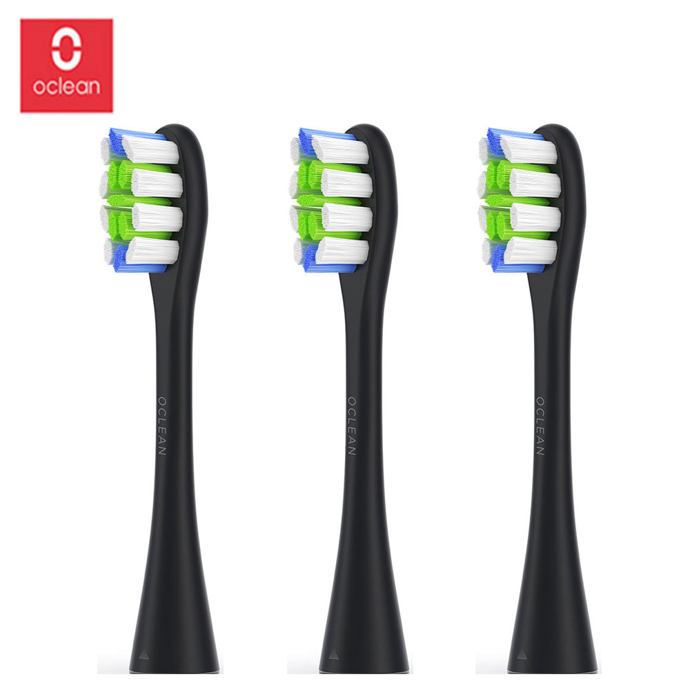 Original Oclean X Pro X One ZI Replacement Deep Cleaning Brush Heads For Automatic Electric Sonic Toothbrush Tooth Brush Heads