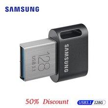 סמסונג USB דיסק און קי Usb 3.1 256 gb Pendrive מתכת מיני Usb memoria מקל 32gb דיסק על מפתח cle usb עט כונן 64gb 128gb חדש