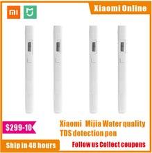 Toptan sıcak Xiaomi Mijia su kalitesi TDS Tester profesyonel taşınabilir Test akıllı metre TDS 3 Tester metre dijital aracı