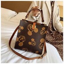 Women Handbag New Mickey Bag For Women 2019 Lady Shopping Storage Bag Waterproof Ladies Shoulder Crossbody Bag Tote Bolso Mujer