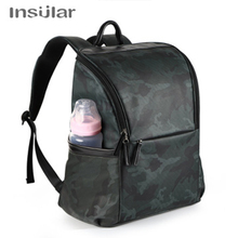 Fashion Mummy Maternity Diaper Backpack Bag Large Capacity Mommy Multifunction Outdoor Travel Baby Nappy Stroller Bags Baby Care 2016 free shipping deluxe baby diaper bags fashion nappy bags large capacity mommy bags stroller bags