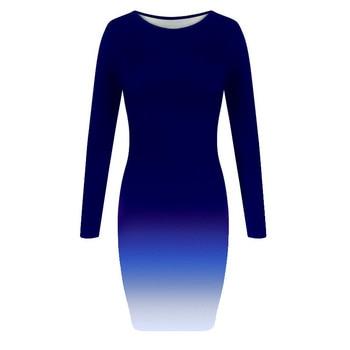 Women Casual Loose Dress Colors Spring Winter Boho Bow Full Long Sleeve Befree Mini Dress Plus Sizes Dresses Robe Femme 2020 2
