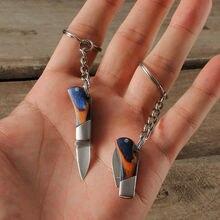 Мини нож из нержавеющей стали для распаковки острый портативный